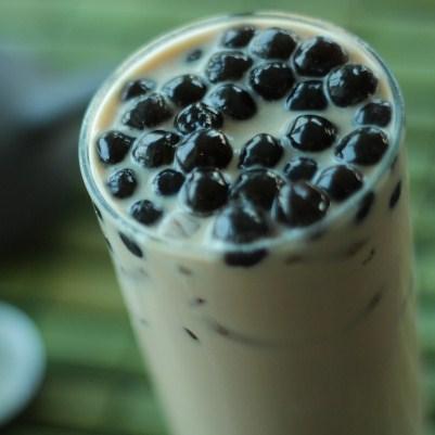 Milk Tea Bubble
