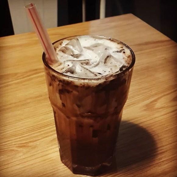 Ice Choco Milk