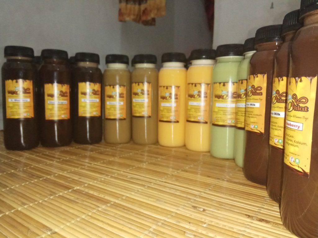 Bisnis Minuman Botol Dengan Omzet Menjanjikan di Palangkaraya
