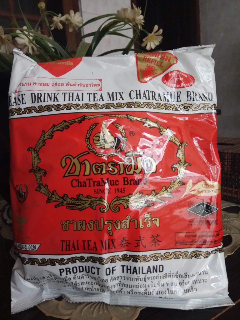 Jual Bubuk Thaitea Chatramue Asli Thailand | Wa 089638706139