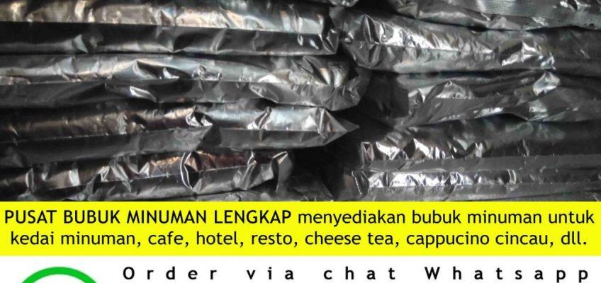 JUAL BUBUK THAI TEA HALAL IMPOR | WA 089638706139
