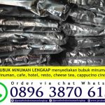 Distributor Bubuk Minuman Bubble Drink Pilihan Lengkap Harga Termurah di Solo Hubungi 089638706139