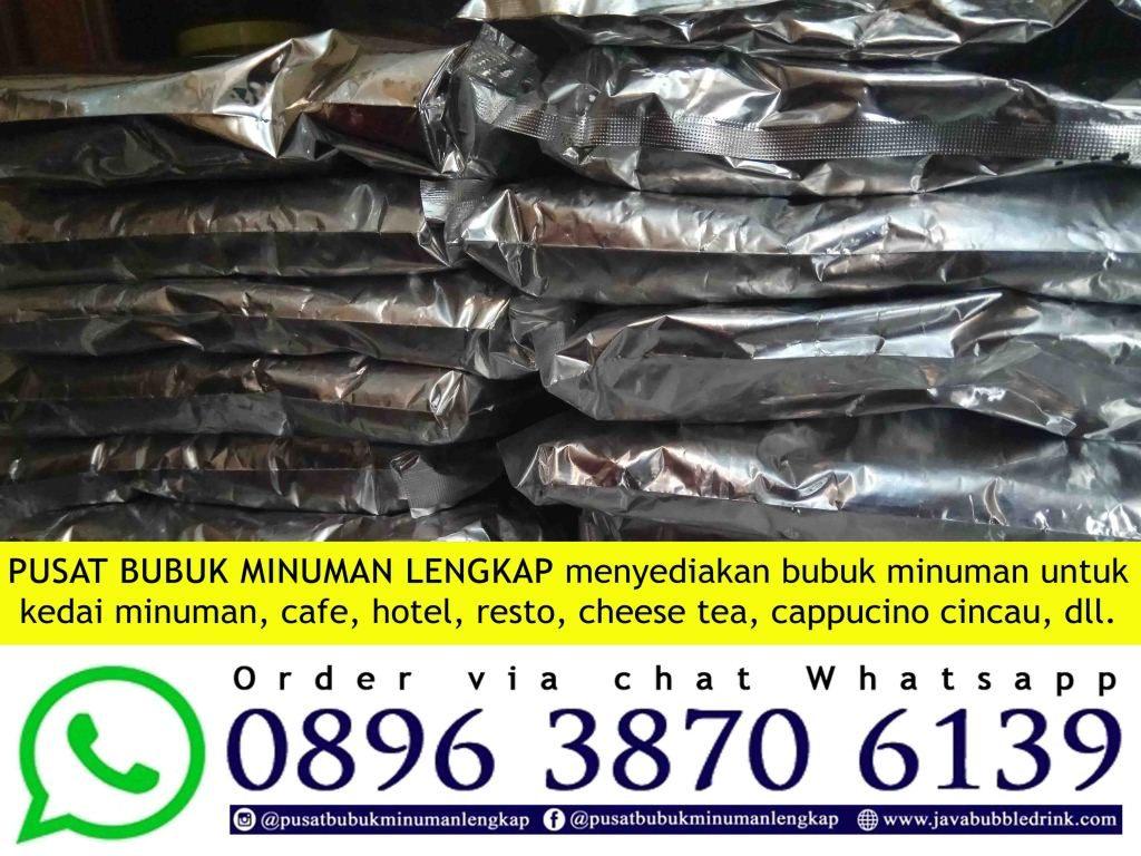 SUPPLIER POWDER DRINK JAKARTA | WA 089638706139