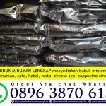 Distributor Bubuk Minuman Bubble Drink Murah dan Terlengkap di Situbondo Hubungi 089638706139