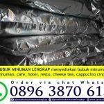 Distributor Thai Tea Bubuk Number One Thailand Harga Termurah di Sungai Penuh Hubungi 089638706139