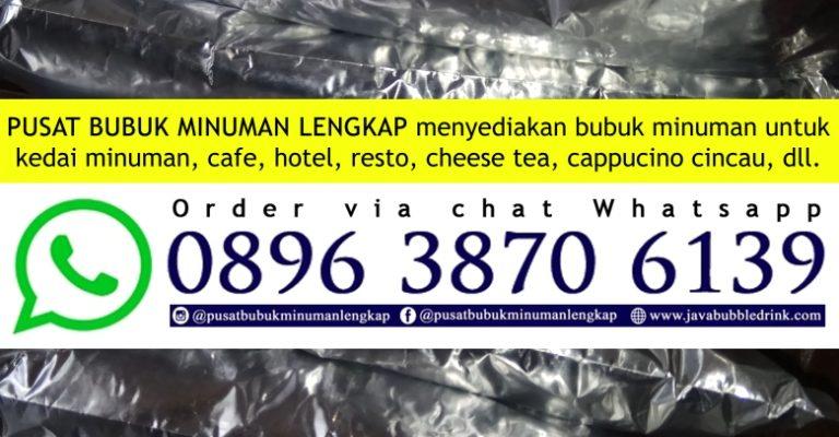 JUAL BUBUK GREENTEA BEKASI MURAH | WA 089638706139