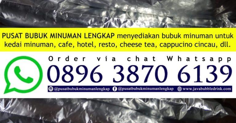 JUAL BUBUK THAITEA ORIGINAL | WA 089638706139