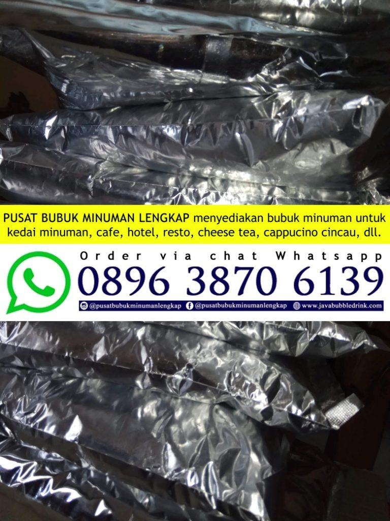 JUAL BUBUK MINUMAN ENAK ANEKA RASA   WA 089638706139