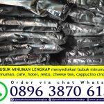 Jual Grosir Thai Tea Bubuk Murah dan Terlengkap di Jogja Hubungi 089638706139