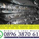 Distributor Thai Tea Bubuk Number One Thailand Harga Termurah di Buleleng Hubungi 089638706139