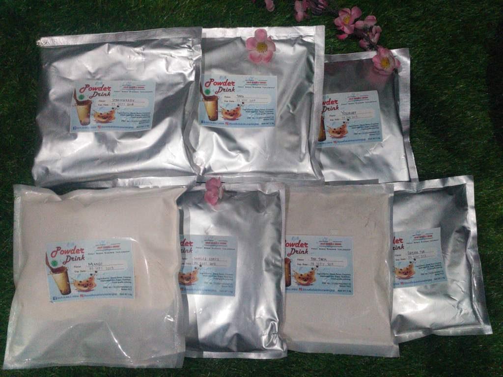 Distributor Bubuk Minuman Coklat Kiloan di Ternate