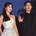 Apa Kata Netizen Berita Song Joong KI Gugat Cerai Song Hye Kyo