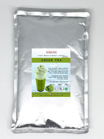 Green Tea IDR 64K
