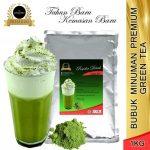 Supplier Bubuk Minuman Green Tea Terlaris | WA.089638706139